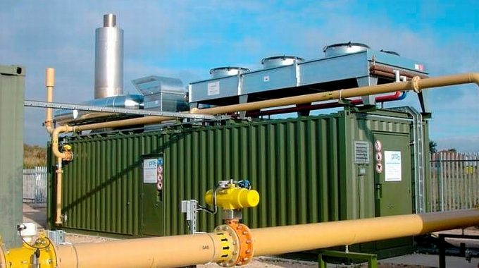 Using A Cogeneration System For Combined Heat And Power